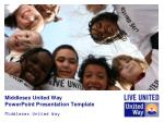middlesex united way powerpoint presentation template3