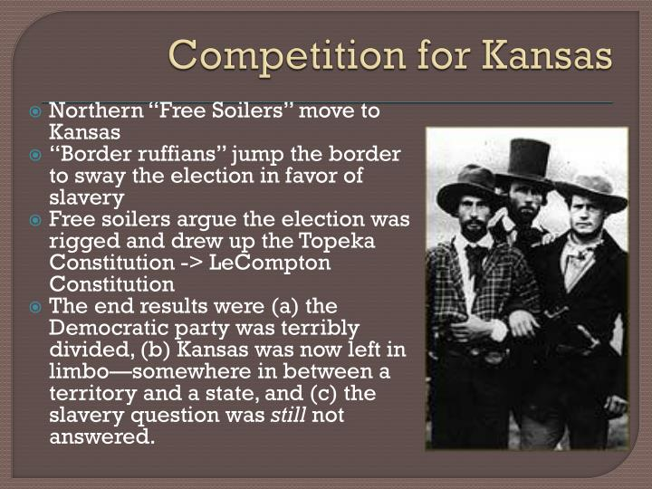 Competition for Kansas