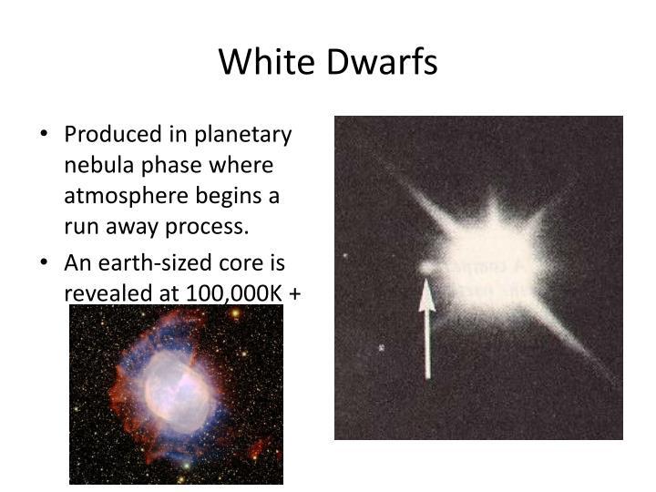 White Dwarfs