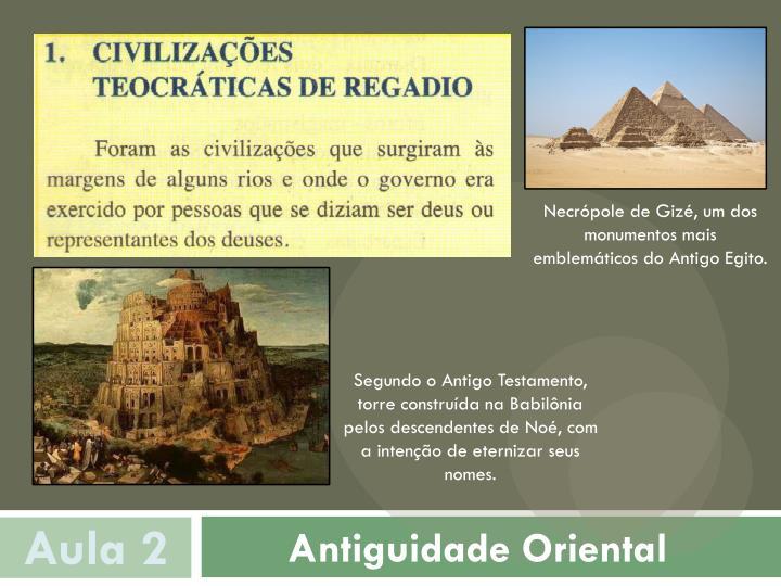 Antiguidade oriental1