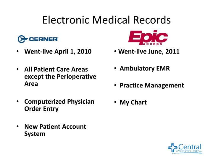 Electronic Medical