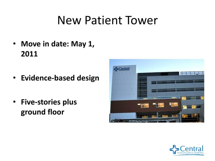 New Patient Tower