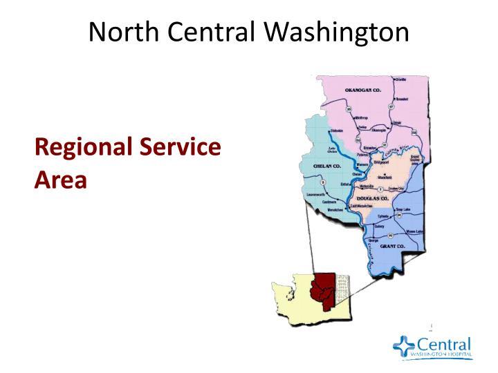 North central washington