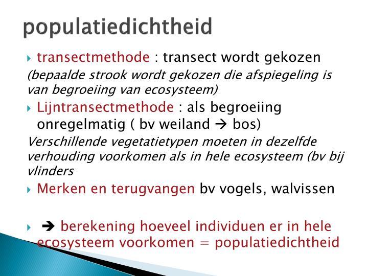 Populatiedichtheid1