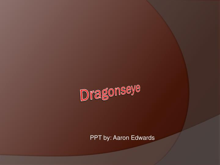 ppt by aaron edwards n.