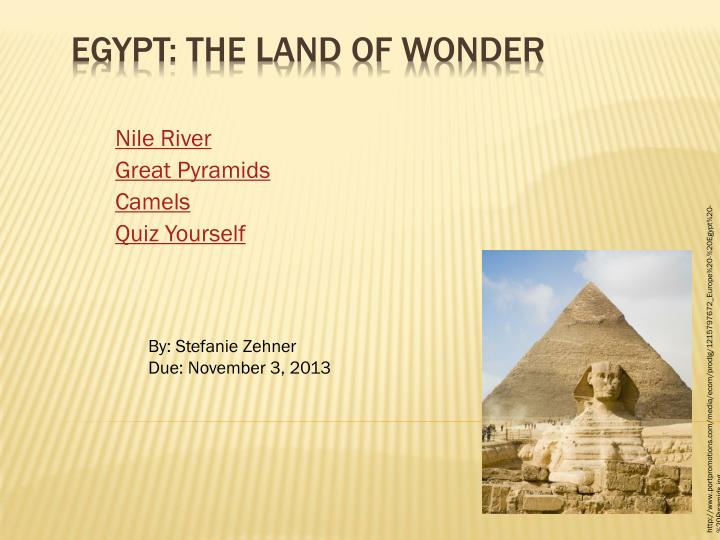 nile river great pyramids camels quiz yourself n.
