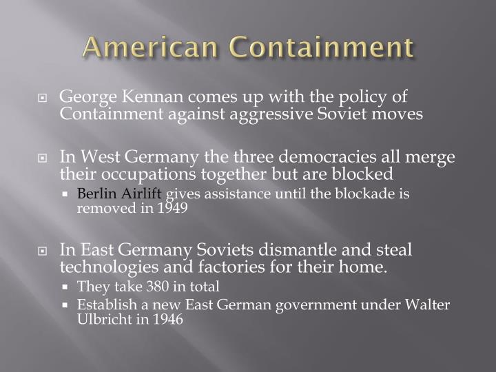 American Containment