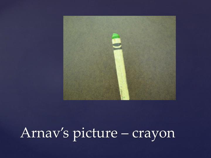 Arnav's