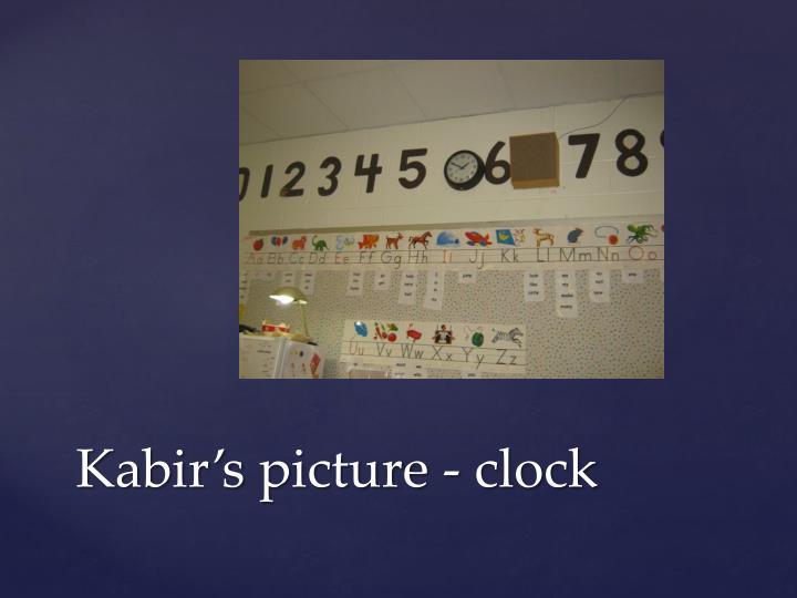 Kabir's