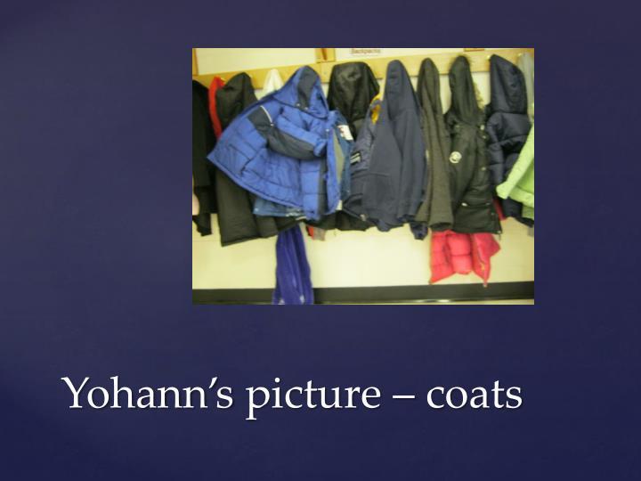 Yohann's