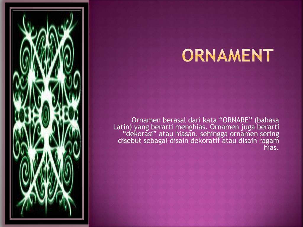 Ppt Ornament Powerpoint Presentation Free Download Id 2662847