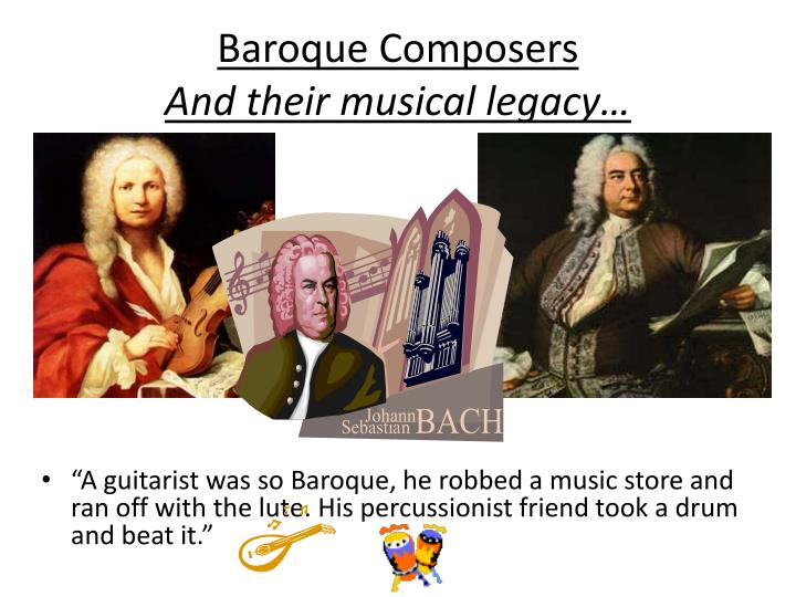 Baroque Composers