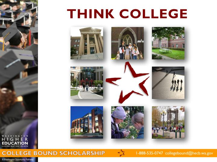 Think college