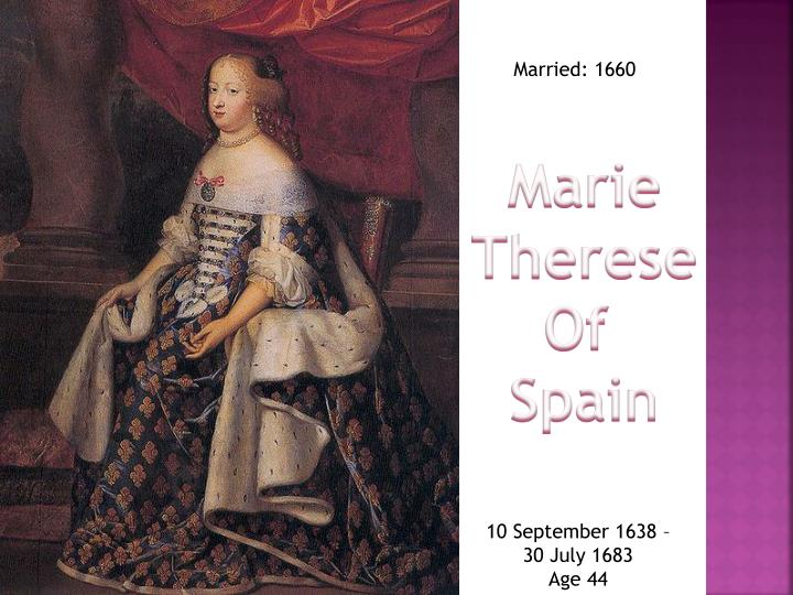 Married: 1660