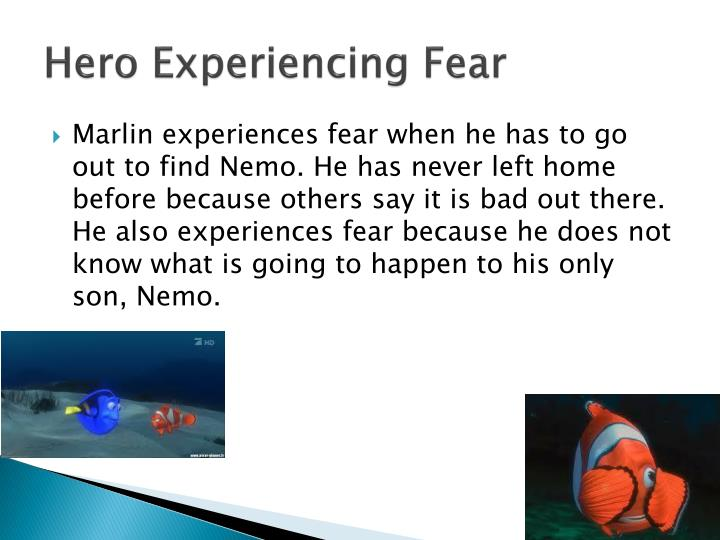 finding nemo overcoming fear and the Every scene, every character, and every joke in finding nemo is in service to one fundamental truth that punctuates the entire movie it's the definition of superb.
