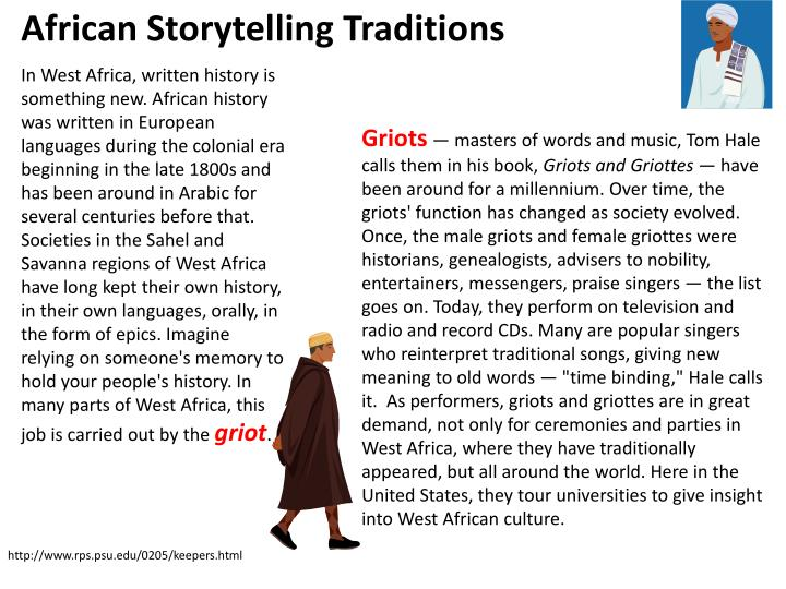 African Storytelling Traditions