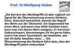 prof dr wolfgang huber