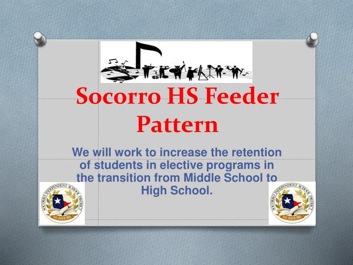 Socorro hs feeder pattern