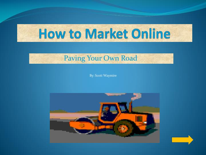how to market online n.