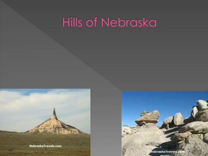 Hills of Nebraska