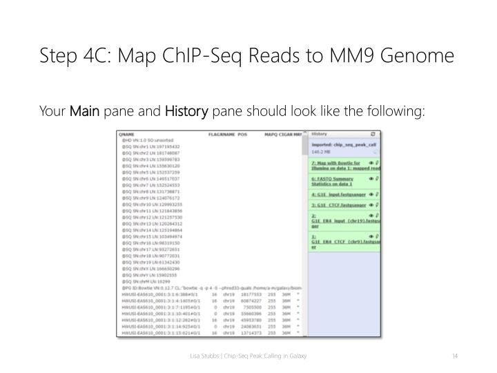 Step 4C: Map