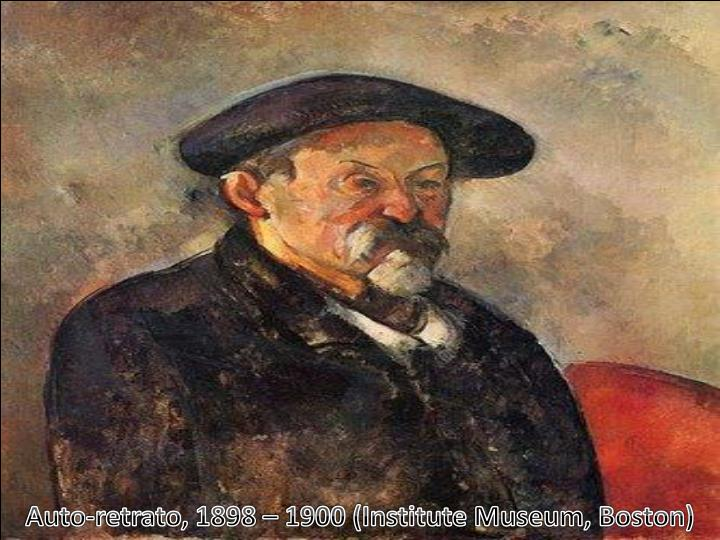 Auto-retrato, 1898 – 1900 (Institute