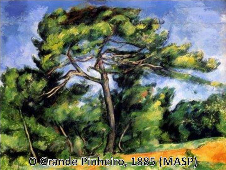 O Grande Pinheiro, 1885 (MASP)