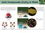 ionic compounds cucl 2 in water
