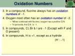 oxidation numbers2