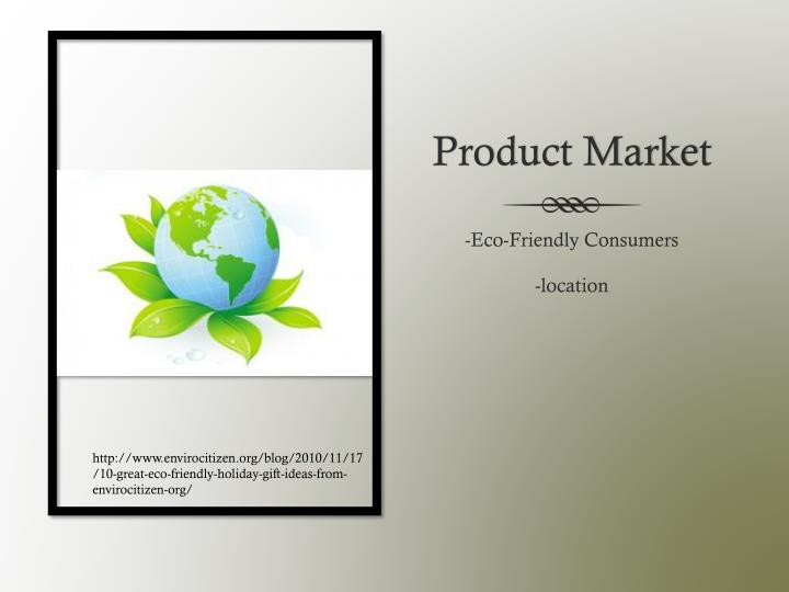 Product Market