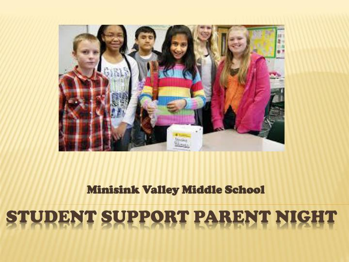 Minisink valley middle school