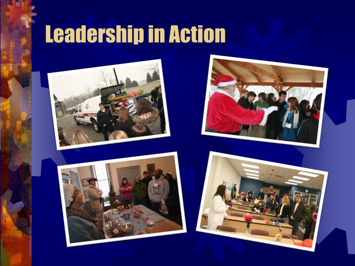 Leadership in Action