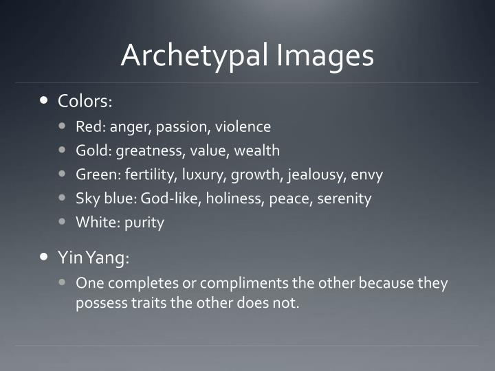 Archetypal Images