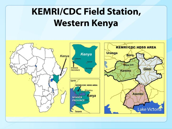 KEMRI/CDC Field Station,