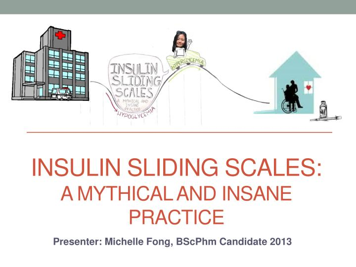 insulin sliding scales a mythical and insane practice n.