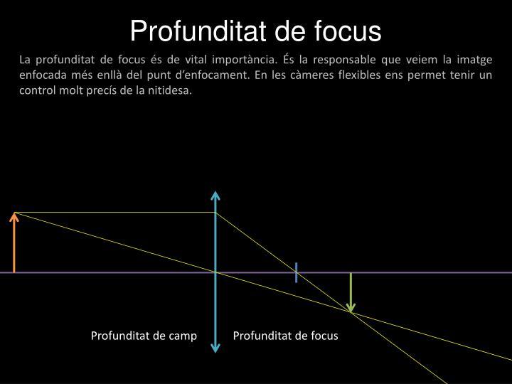 Profunditat de focus