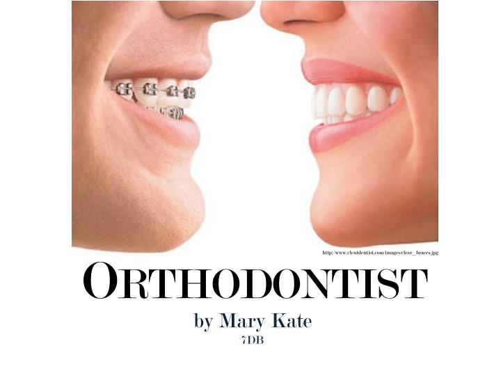 becoming an orthodontist essay Report abuse home college guide college essays dentist dreams dentist dreams by i really hope you become an awesome.