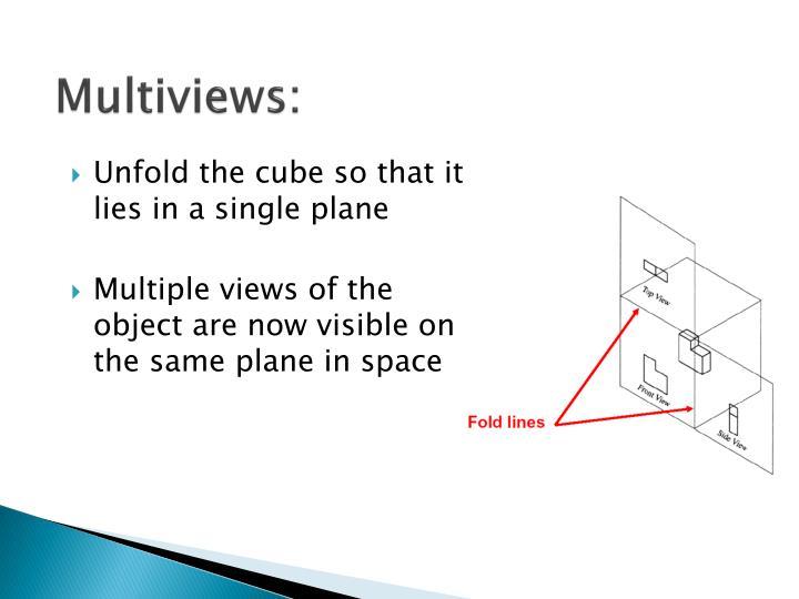 Multiviews: