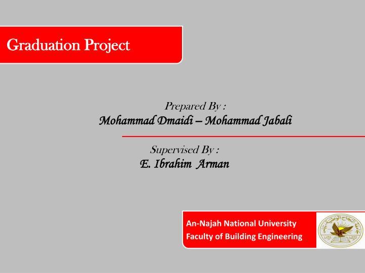 Prepared by mohammad dmaidi mohammad jabali