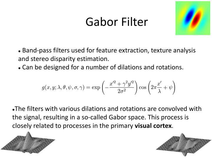 Gabor Filter
