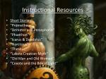 instructional resources1