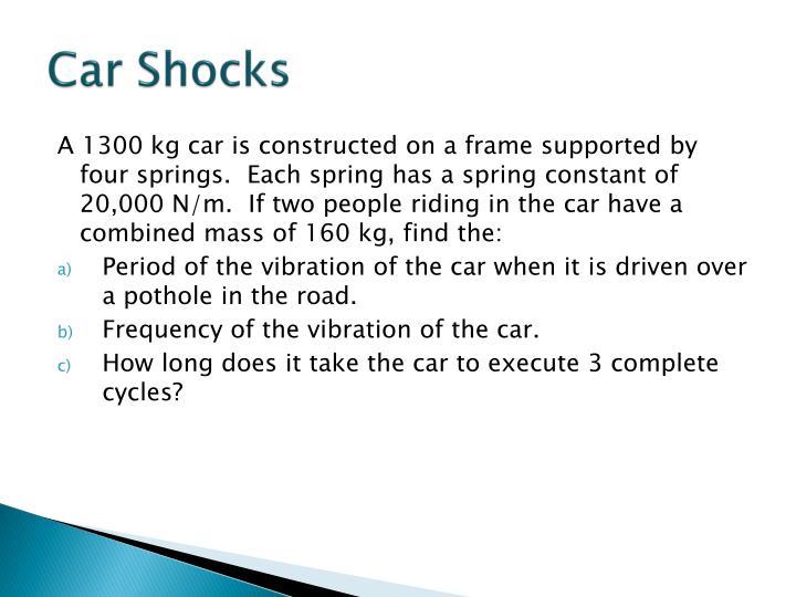 Car Shocks
