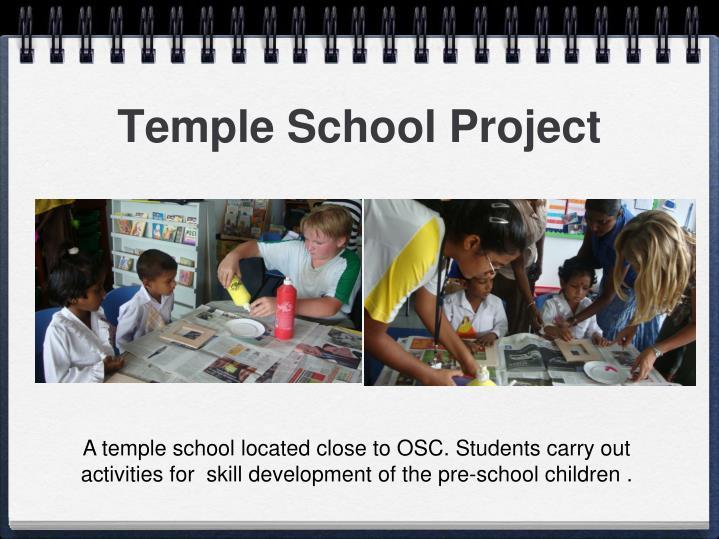 Temple School