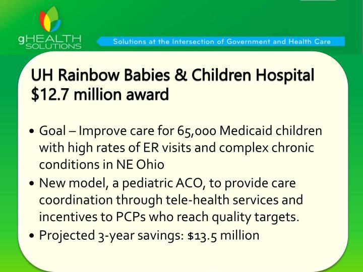 UH Rainbow Babies & Children Hospital