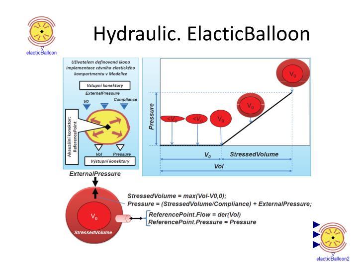 Hydraulic.