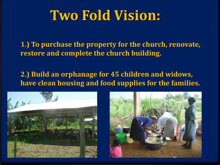 Two fold vision