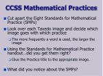 ccss mathematical practices1