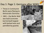 day 1 page 1 germany after wwii4