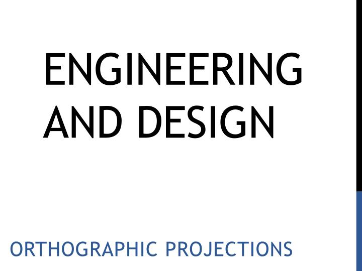 engineering and design n.