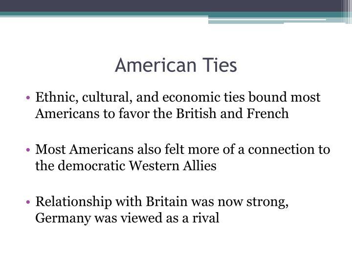 American Ties